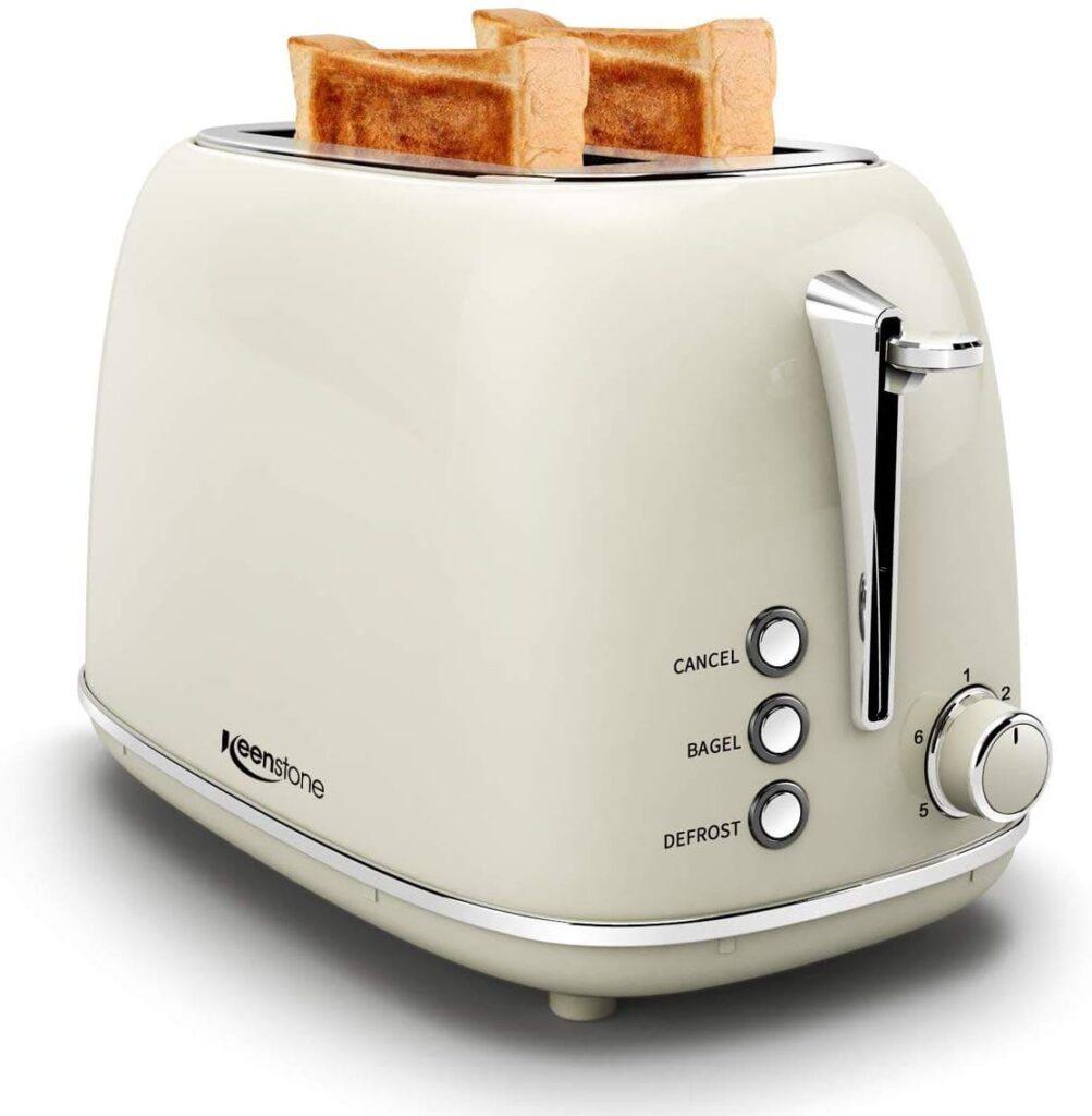 Decor Kitchen Vintage - Toaster Retro Appliances
