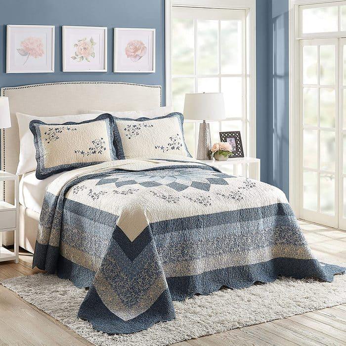 Modern Heirloom Collection Charlotte - Bedroom's Bedspreads & Coverlet