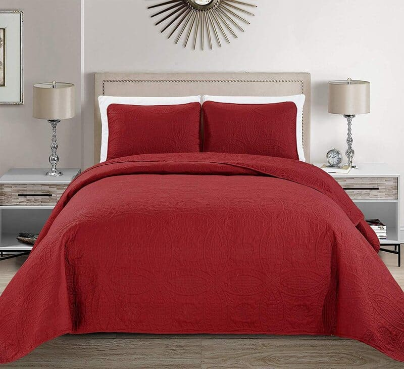 Bedroom's Cotton Bedspreads 2020