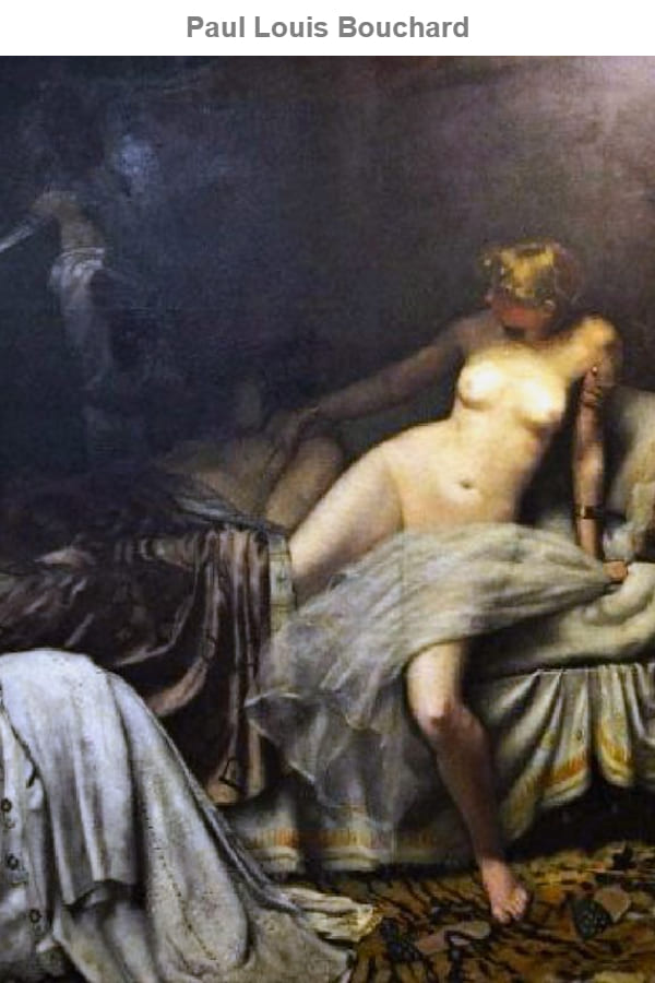 Louis Bouchard Nude Artworks