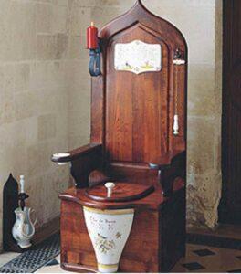 History of Toilet - Queen Elizabeth I,