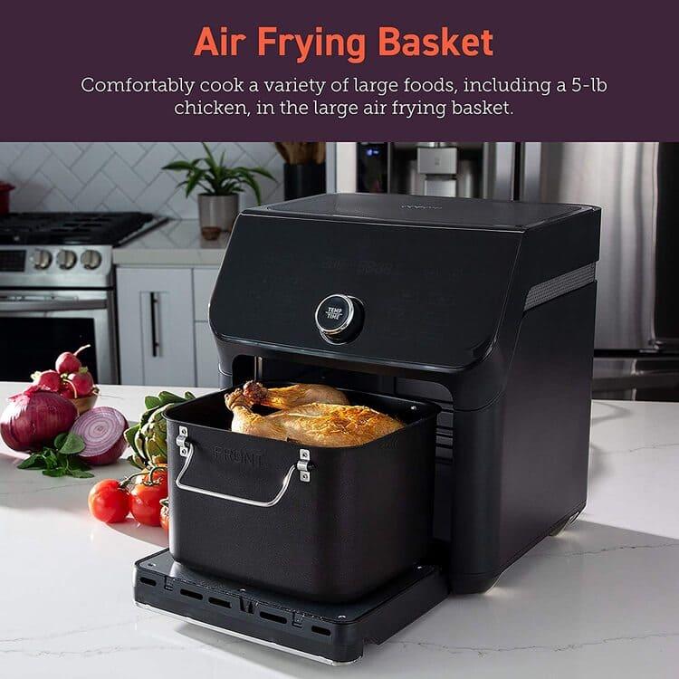 What is an Air Fryer? - Does an air fryer save oil?
