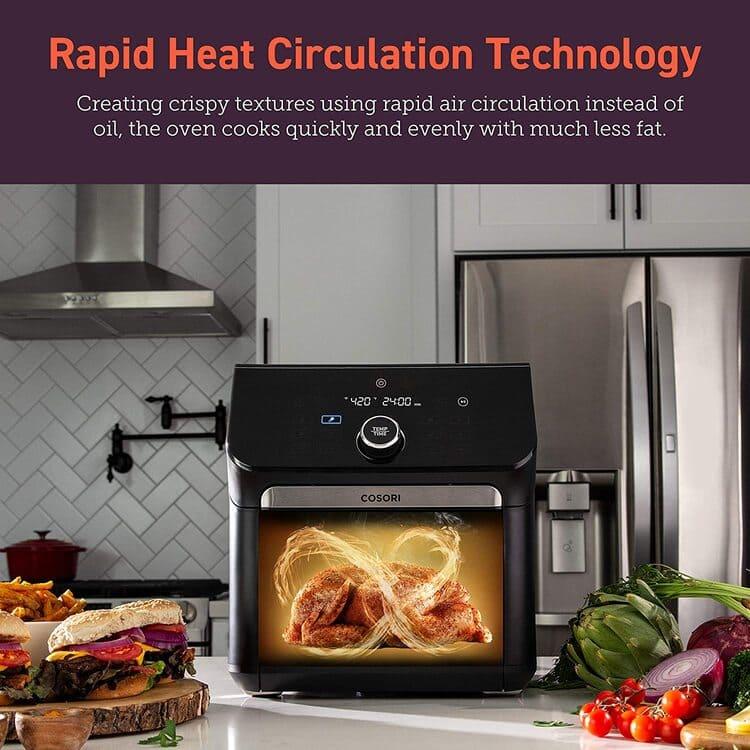 How does an Air Fryer Work? - Is an Air Fryer Healthy?