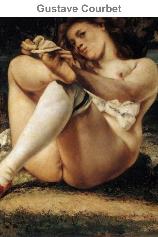 Gustave Courbet Artworks & Paints