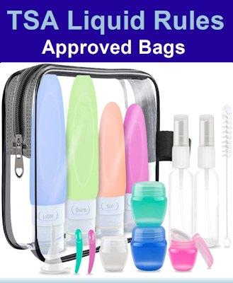 TSA Frequently Asked Questions 2021 -TSA packing rules