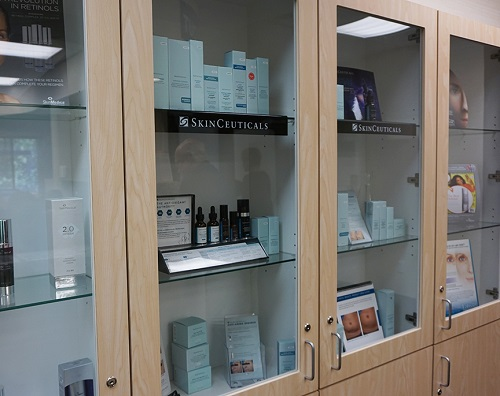 Skin Care Products at MetroDerm