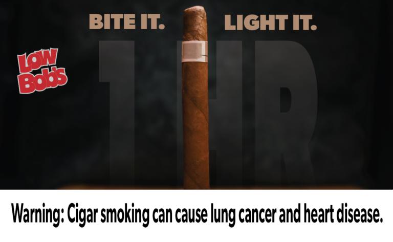 LB Cigar Ad 1
