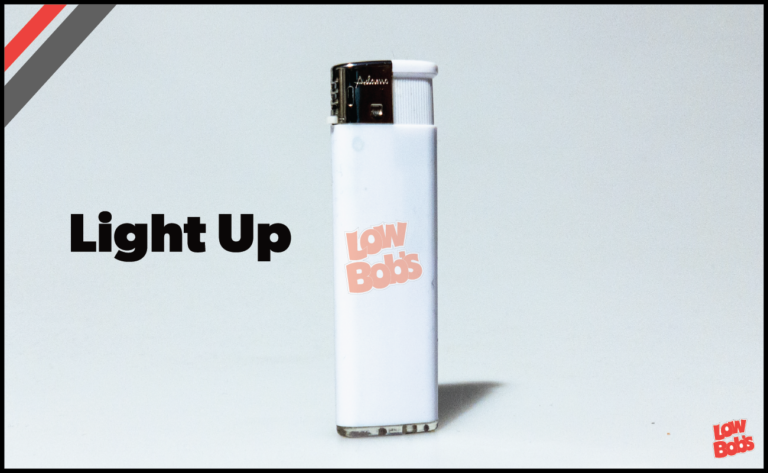 LB Lighter Ad BLNK