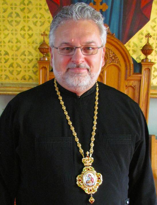 Bishop Bryan Bayda