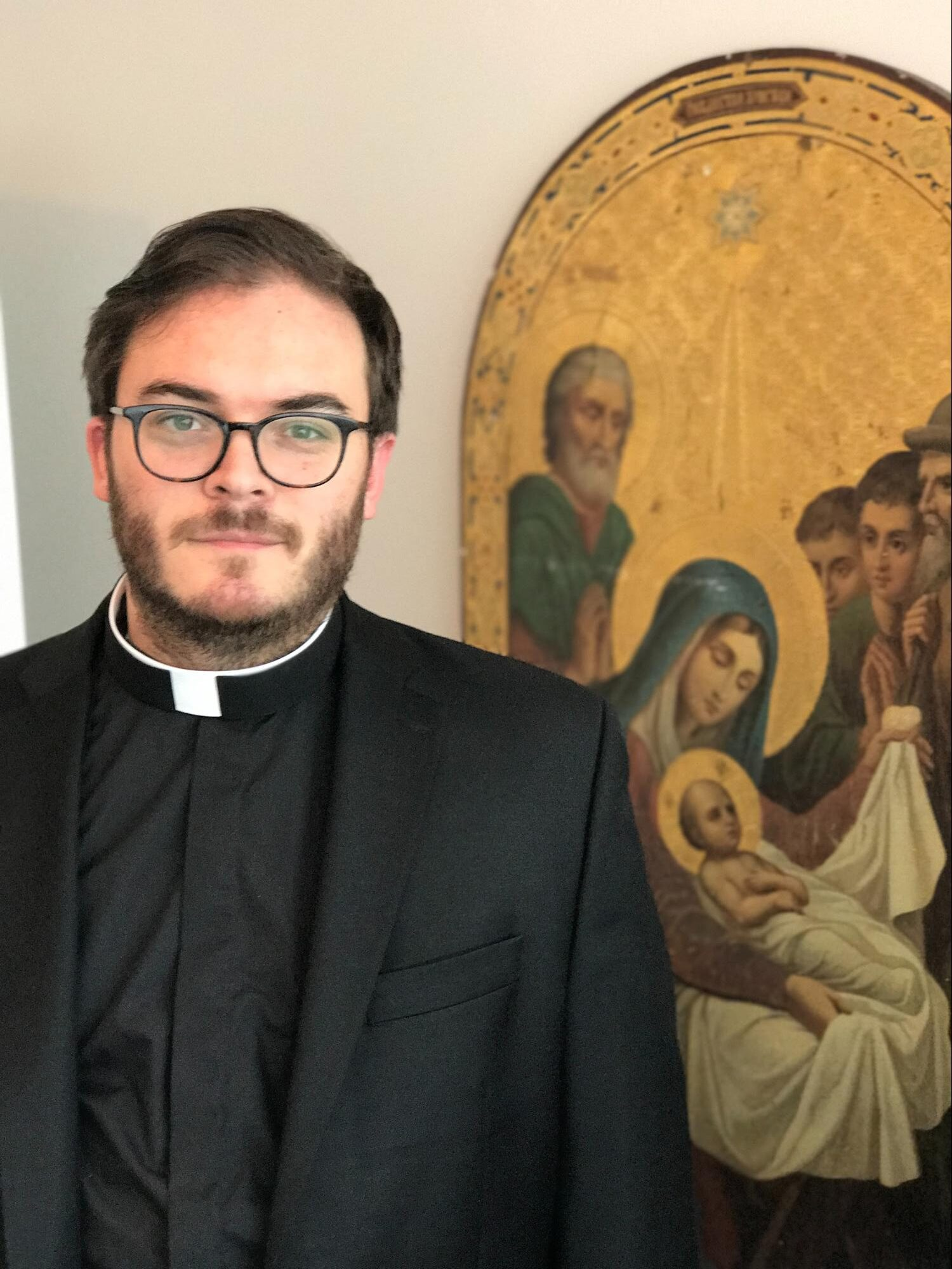 Fr. Alexander Laschuk JCD, PhD