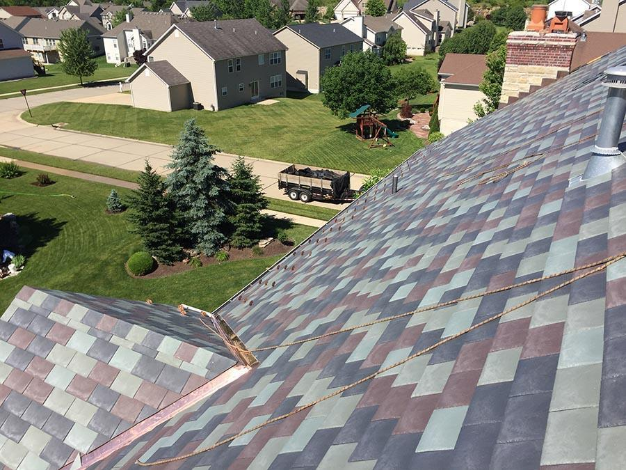 New roof Roof CJS Roofing St. Louis