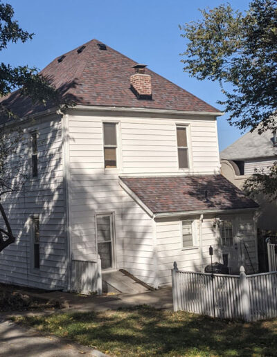 CJS Roofing: Replacement of old roof