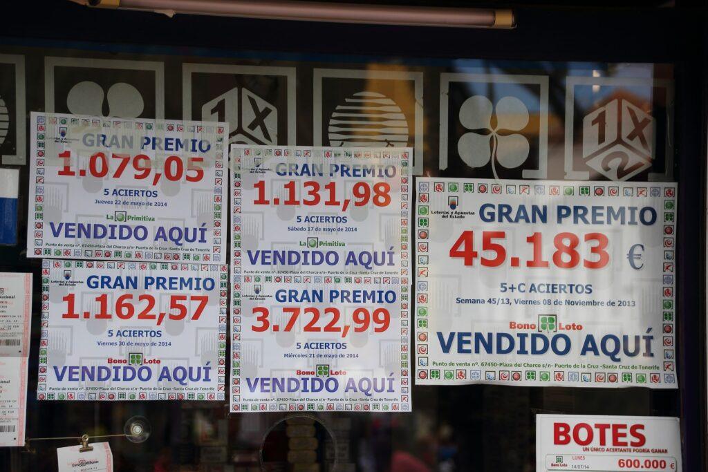 스페인복권 구매대행