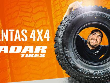 Radar Tires Panamá, Renegade Series