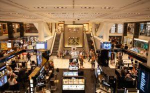 Livingston has a mall