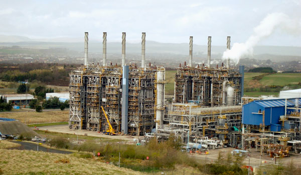 Chemical Plant Applications