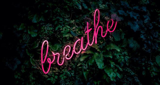 Breathe background from Heather Hildebrand. Photo by Fabian Møller on Unsplash