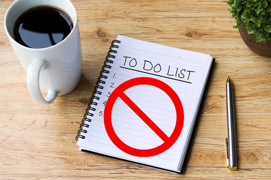 Undo Your To-Do List