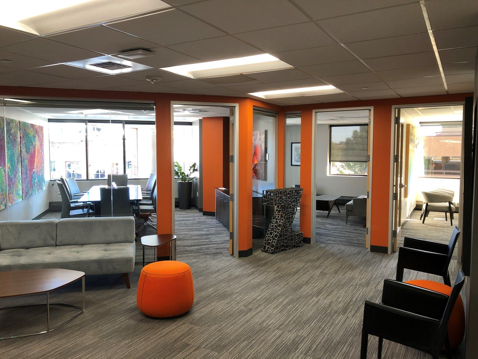 Next Frontier Brands is supporting its rapid growth by moving to a larger, technology-enabled office facility.