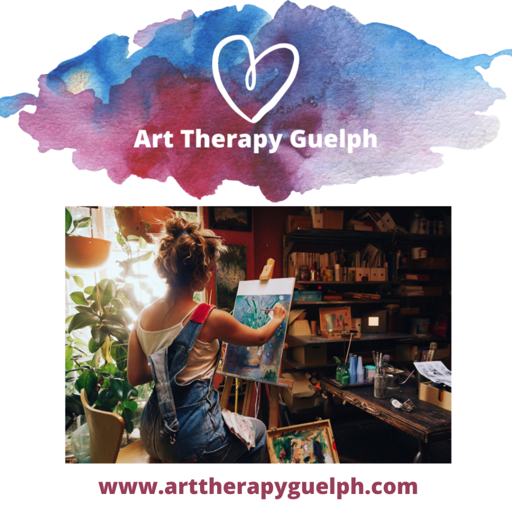 Grief Art Therapy