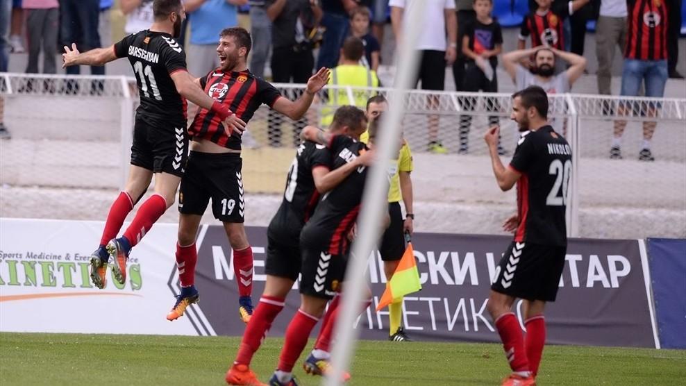 Vardar Upset Malmö as Seven Go Through