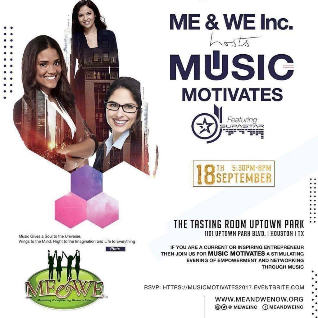 Music Motivates