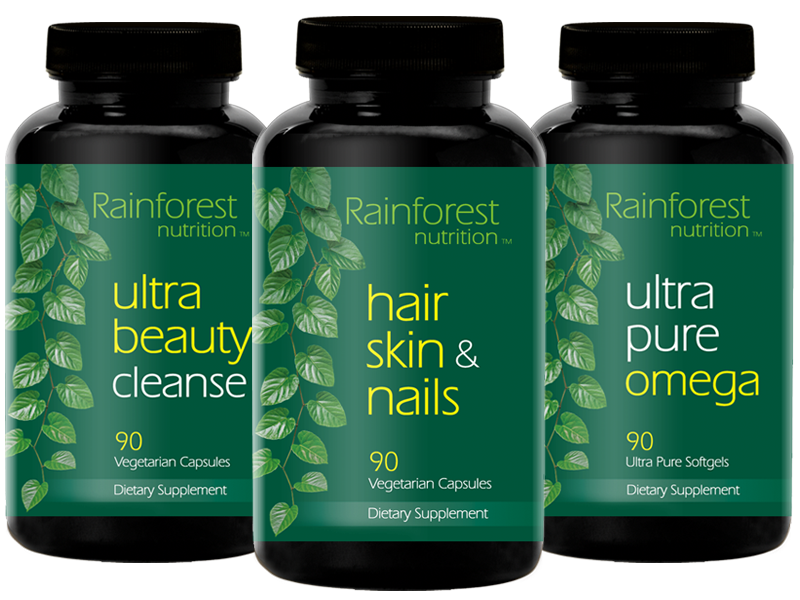 Rainforest Nutrition Package Design 800x600
