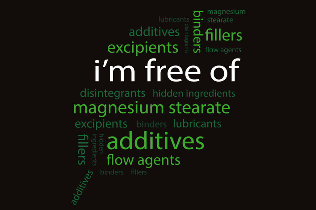 Emerald Labs Im Free Word Map Image