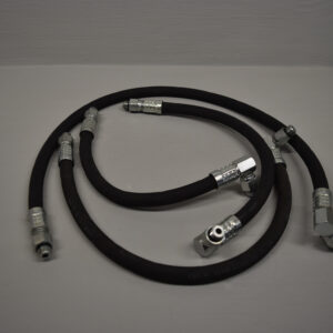 # 6624 # 6625 Pump & # 6626 # 6627 Cylinder HY 6 Replacement Hydraulic Hoses