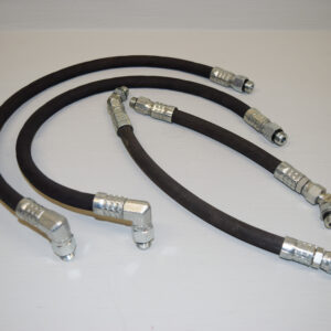 # 160551 Pump & # 106420 / # 106421 Cylinder Replacement Hydraulic Hoses for C-141 Wheel Horse