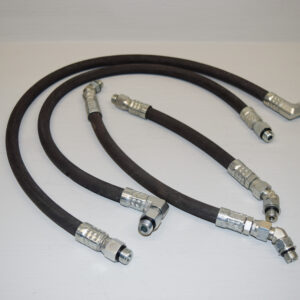 # 108521 / # 106651 Pump & # 106420 / # 106421 Cylinder Replacement Hydraulic Hoses for C-145 Wheel Horse