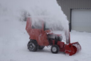 Snow Blower & Plows
