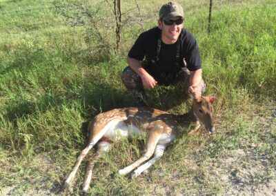 Axis Deer Meat Hunt