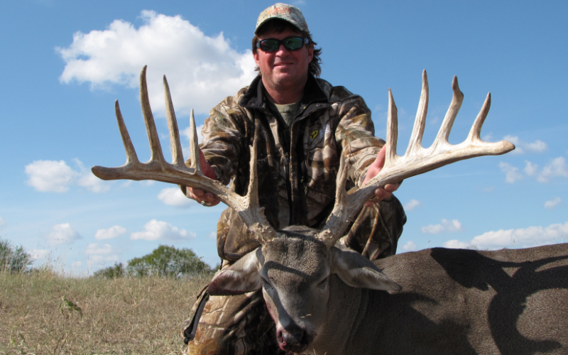Big Buck Hunts in TX