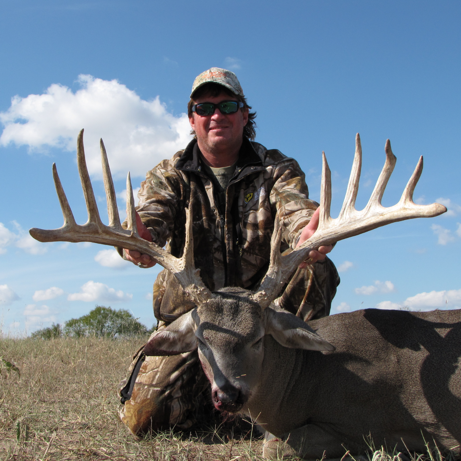 Big Buck Hunts in Texas