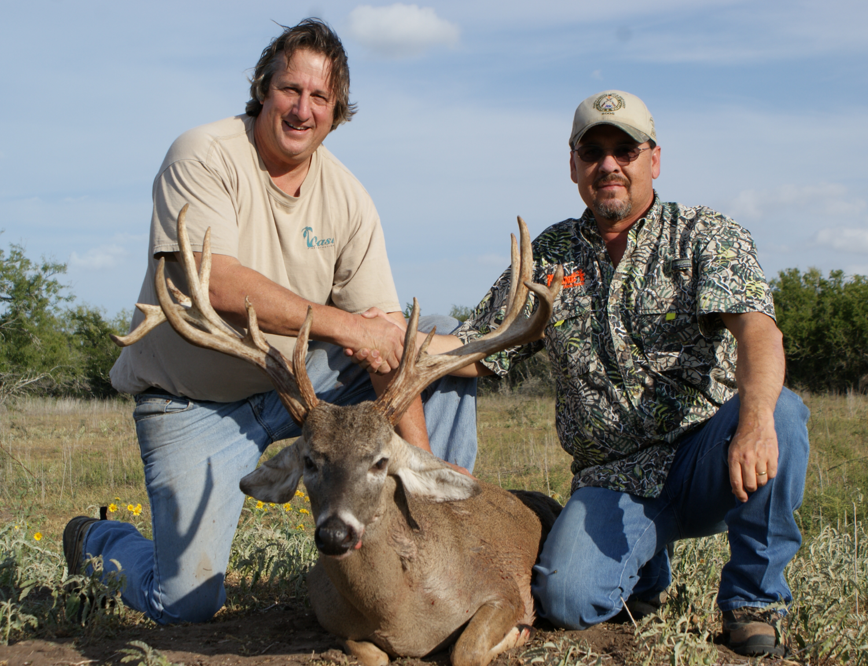 Guided Trophy Deer Hunt