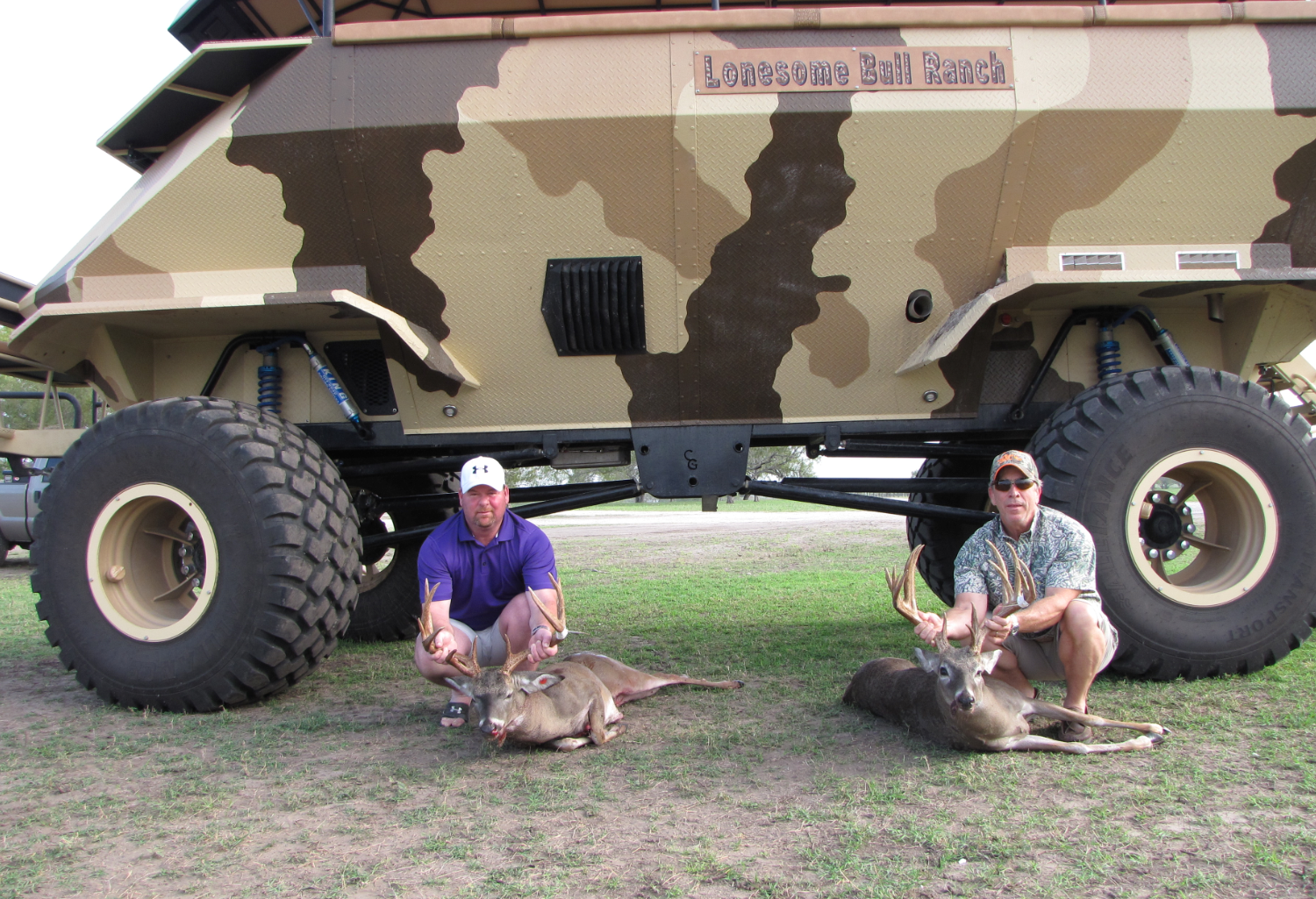 Guided Trophy Hunt