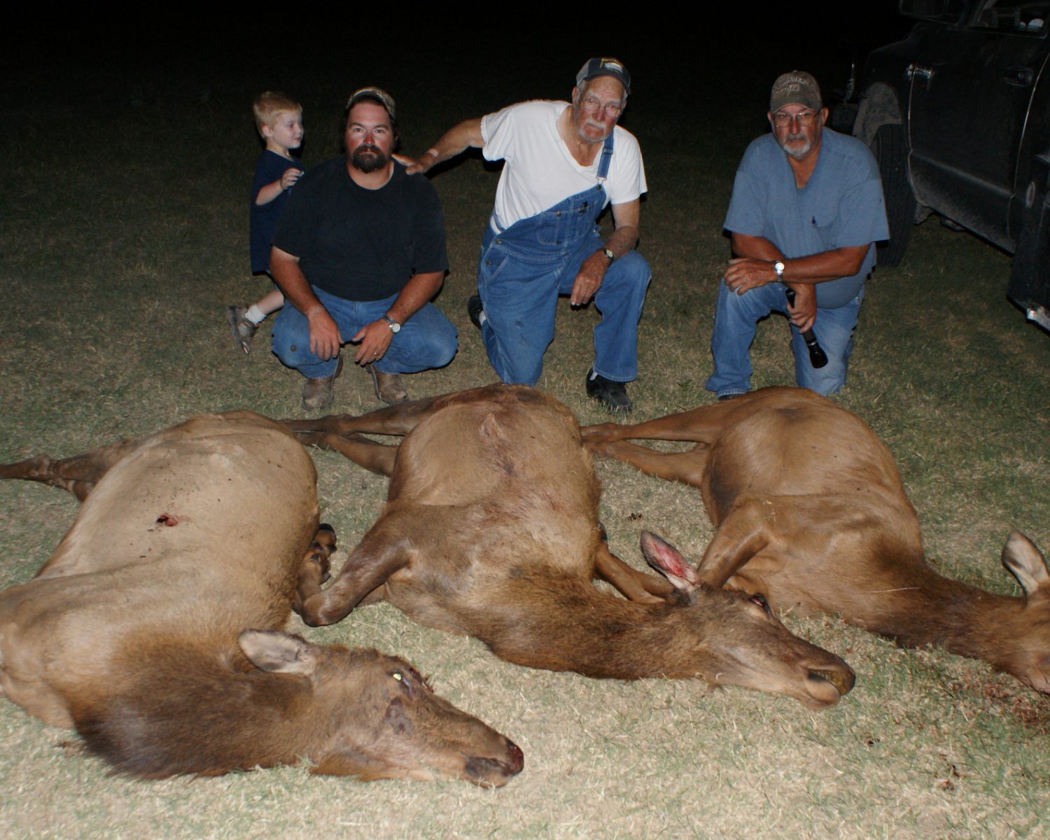 Meat Hunt in Texas