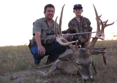 Texas Deer Hunt