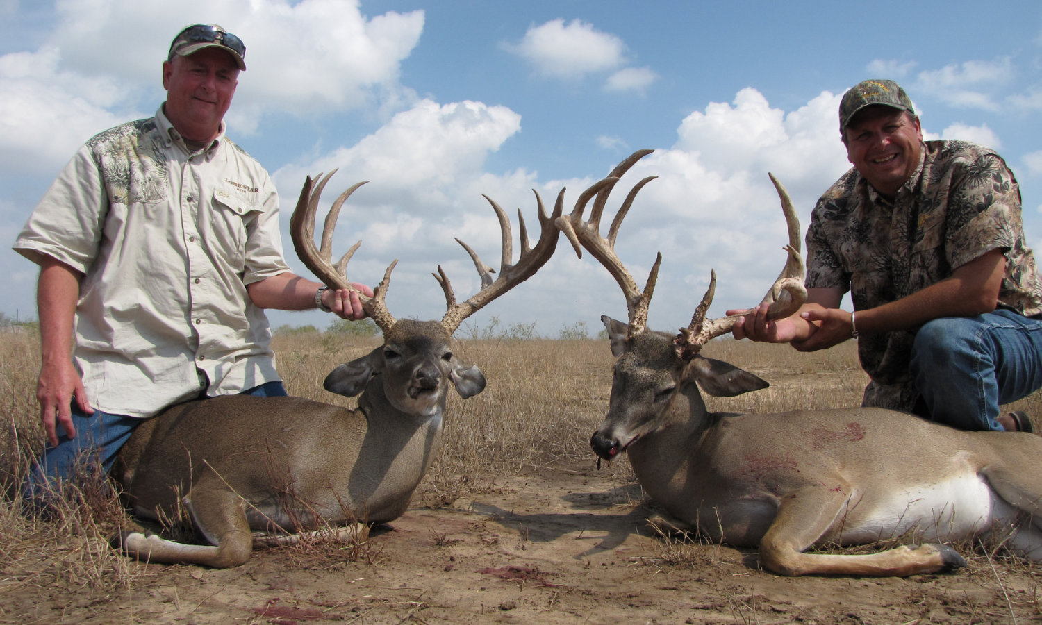 Texas Trophy Deer Hunt