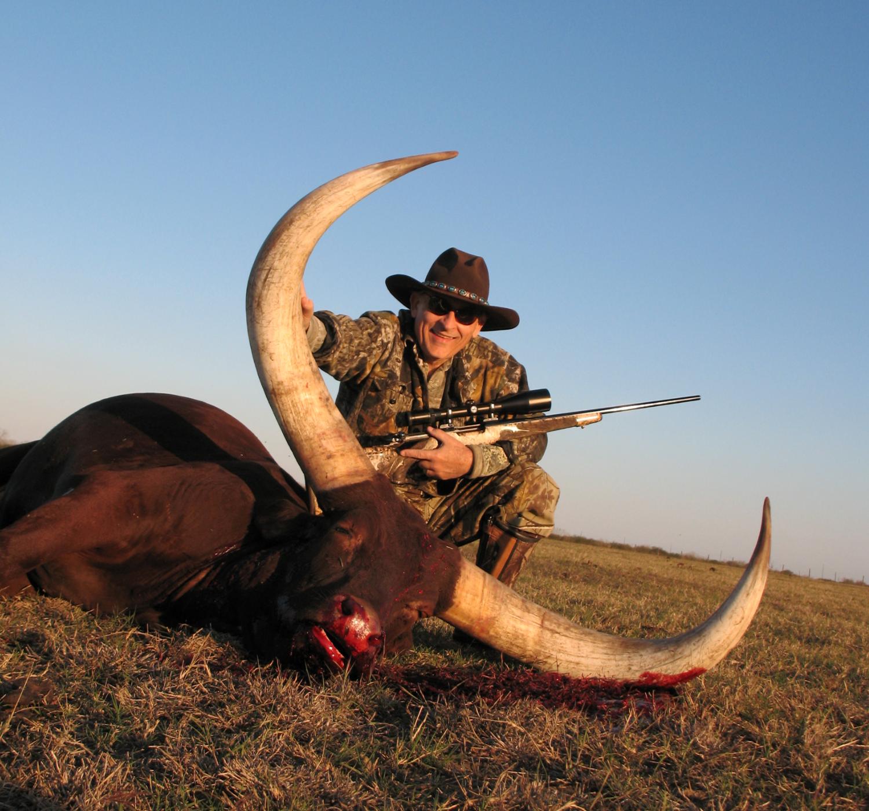 Trophy Watusi Hunting