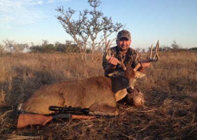 Trophy Whitetail Deer Hunt Texas