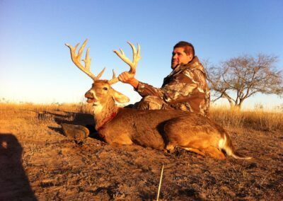 Trophy Whitetail Deer Hunting Texas