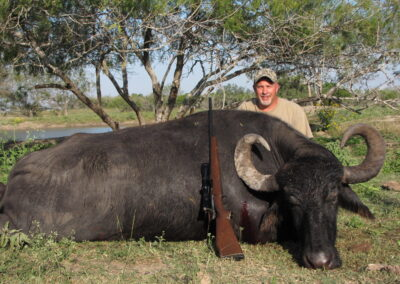 Water Buffalo Hunt