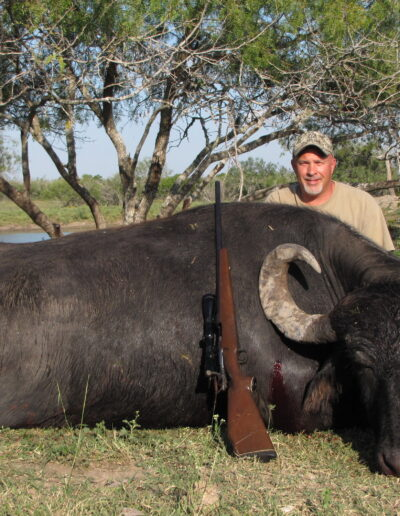 Water Buffalo Hunt