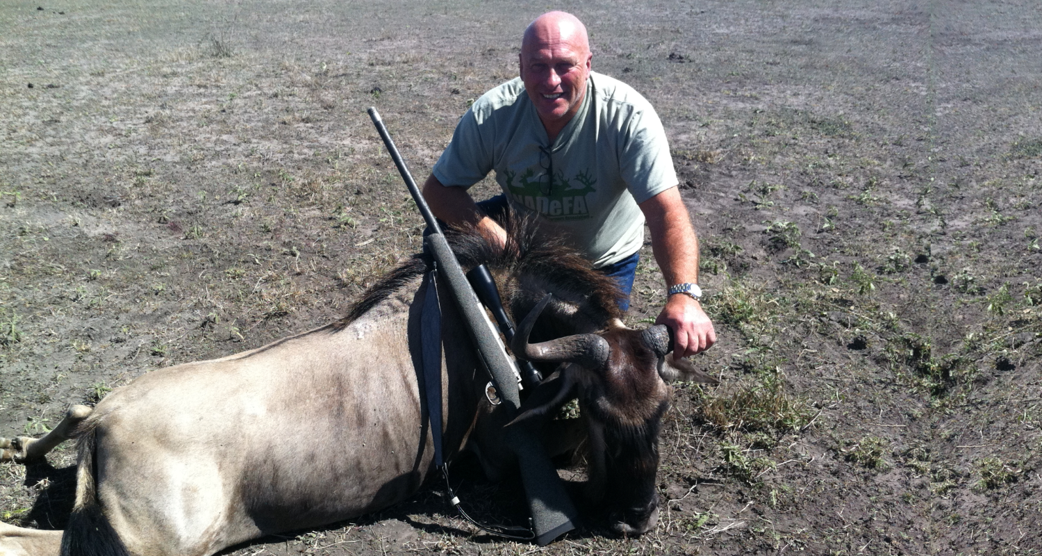 Wildebeest Hunting in Texas