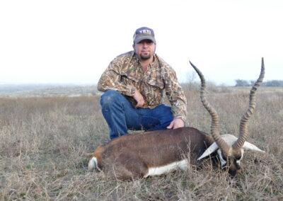 Black Buck Hunt