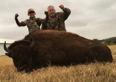 Buffalo Hunt TX