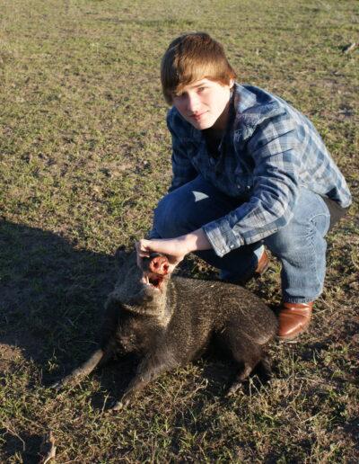 Javelina Hunt TX
