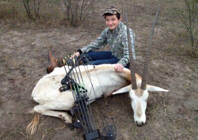 Oryx Hunt TX